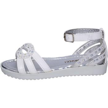 Παπούτσια Κορίτσι Σανδάλια / Πέδιλα Fiorucci Σανδάλια BK504 λευκό