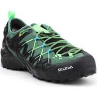 Παπούτσια Άνδρας Πεζοπορίας Salewa MS Wildfire Edge GTX 61375-5949 black, green