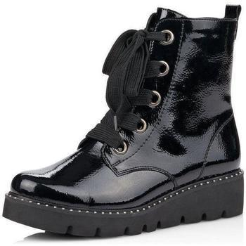 Μποτίνια Remonte Dorndorf Lagro Black Ankle Boots