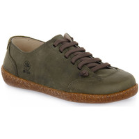 Παπούτσια Άνδρας Χαμηλά Sneakers Bioline FUMO EGEO INGRASSATO Marrone