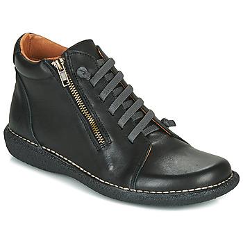 Παπούτσια Γυναίκα Μπότες Casual Attitude NELIO Black