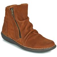 Παπούτσια Γυναίκα Μπότες Casual Attitude NELIOO Brown