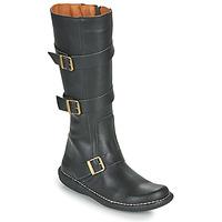 Παπούτσια Γυναίκα Μπότες για την πόλη Casual Attitude NIBOOT Black