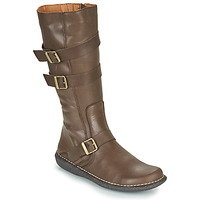 Παπούτσια Γυναίκα Μπότες για την πόλη Casual Attitude NIBOOT Brown