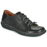Παπούτσια Γυναίκα Derby Casual Attitude NIPITE Black