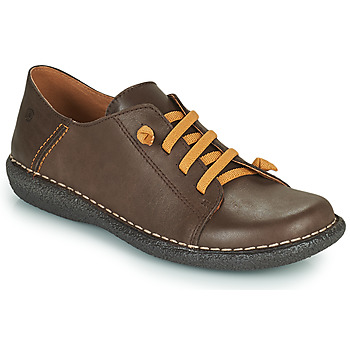 Παπούτσια Γυναίκα Derby Casual Attitude NIPITE Brown