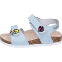 Παπούτσια Κορίτσι Σανδάλια / Πέδιλα Smiley Σανδάλια BK510 Μπλε