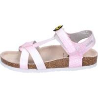 Παπούτσια Κορίτσι Σανδάλια / Πέδιλα Smiley Σανδάλια BK512 Ροζ