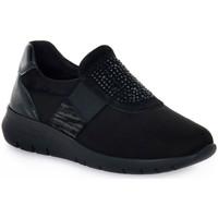 Παπούτσια Γυναίκα Χαμηλά Sneakers Grunland 78CALL Nero