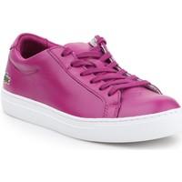 Παπούτσια Γυναίκα Χαμηλά Sneakers Lacoste L.12.12 117 7-33CAW1000R56 purple