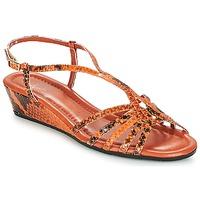 Παπούτσια Γυναίκα Σανδάλια / Πέδιλα Amalfi by Rangoni NAMIBIAPRT Orange