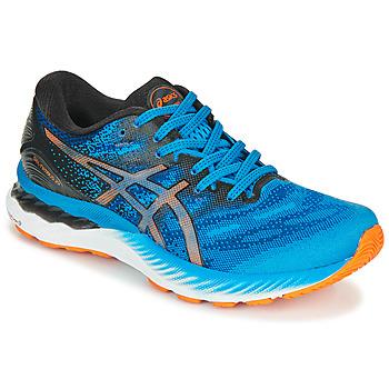 Παπούτσια για τρέξιμο Asics NIMBUS 23 ΣΤΕΛΕΧΟΣ: Συνθετικό & ΕΠΕΝΔΥΣΗ: & ΕΣ. ΣΟΛΑ: & ΕΞ. ΣΟΛΑ: Καουτσούκ