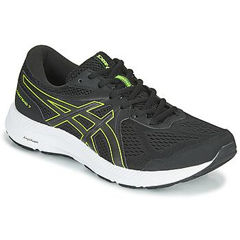 Παπούτσια Άνδρας Τρέξιμο Asics CONTEND 7 Black / Yellow
