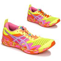 Παπούτσια Γυναίκα Τρέξιμο Asics NOOSA TRI 12 Yellow / Multicolour