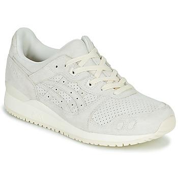 Παπούτσια Χαμηλά Sneakers Asics GEL LYTE III Άσπρο