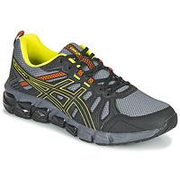 Παπούτσια Άνδρας Χαμηλά Sneakers Asics VENTURE 7 180 Black / Yellow