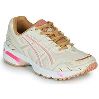 Παπούτσια Γυναίκα Χαμηλά Sneakers Asics 1090 Άσπρο / Ροζ / Gold