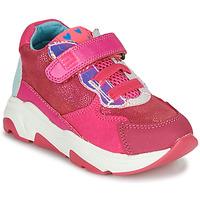 Παπούτσια Κορίτσι Ψηλά Sneakers Agatha Ruiz de la Prada BRAZIL Ροζ