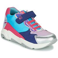 Παπούτσια Κορίτσι Ψηλά Sneakers Agatha Ruiz de la Prada BRAZIL Μπλέ