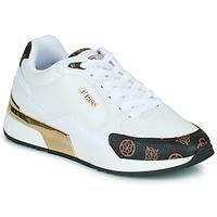 Παπούτσια Γυναίκα Χαμηλά Sneakers Guess MOXEA Άσπρο