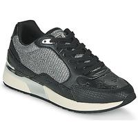 Παπούτσια Γυναίκα Χαμηλά Sneakers Guess MOXEA Black