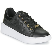 Παπούτσια Γυναίκα Χαμηλά Sneakers Guess BRADLY Black
