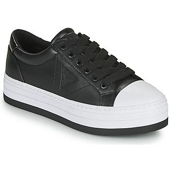 Παπούτσια Γυναίκα Χαμηλά Sneakers Guess BRODEY3 Black