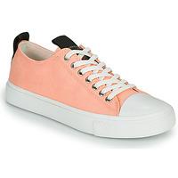 Παπούτσια Γυναίκα Χαμηλά Sneakers Guess EDERLA Ροζ