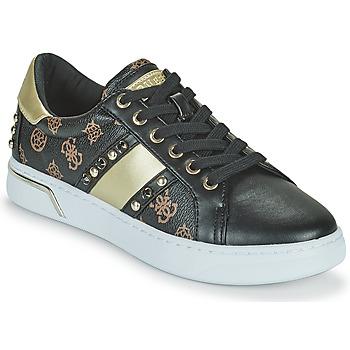 Παπούτσια Γυναίκα Χαμηλά Sneakers Guess RICENA Black