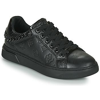Παπούτσια Γυναίκα Χαμηλά Sneakers Guess RIYAN Black