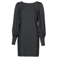 Υφασμάτινα Γυναίκα Κοντά Φορέματα Naf Naf  Black