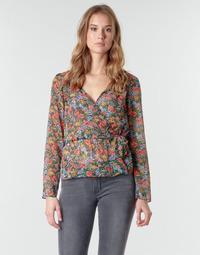 Υφασμάτινα Γυναίκα Μπλούζες Naf Naf  Multicolore