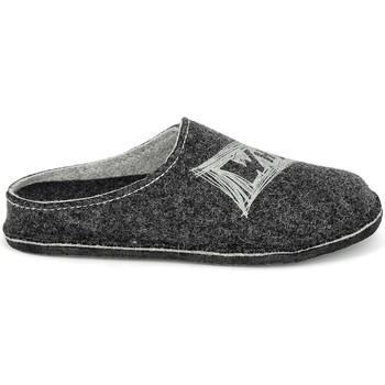 Παπούτσια Άνδρας Παντόφλες Fargeot Salazar Antracite Grey