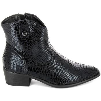 Μπότες Les Petites Bombes Boots Anna Noir