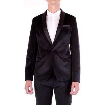 Υφασμάτινα Άνδρας Σακάκι / Blazers Manuel Ritz 2930GR2139-203628 Nero
