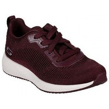 Xαμηλά Sneakers Skechers Bobs Squad Burgundy 32502