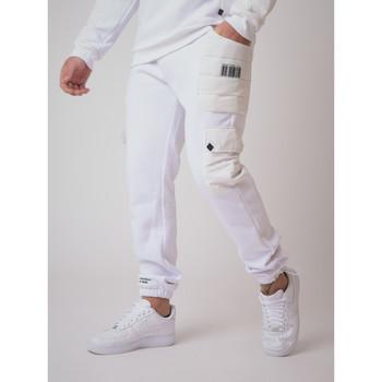 Υφασμάτινα Άνδρας Φόρμες Project X Paris  Άσπρο