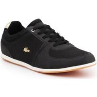 Παπούτσια Γυναίκα Χαμηλά Sneakers Lacoste Rey Sport 119 2 CFA 7-37CFA00401V7 black
