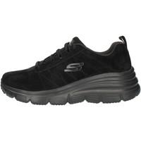 Παπούτσια Γυναίκα Χαμηλά Sneakers Skechers 129472 Black
