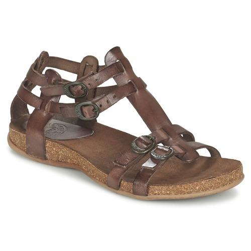 Παπούτσια Γυναίκα Σανδάλια / Πέδιλα Kickers ANA Brown
