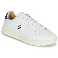 Παπούτσια Άνδρας Χαμηλά Sneakers Superdry VINTAGE TENNIS Άσπρο