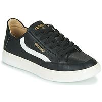 Παπούτσια Άνδρας Χαμηλά Sneakers Superdry BASKET LUX LOW TRAINER Black