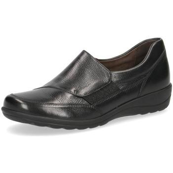 Παπούτσια Γυναίκα Μοκασσίνια Caprice Casual Closed Flats Black Black