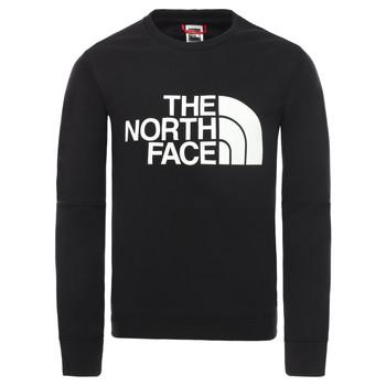 Υφασμάτινα Αγόρι Φούτερ The North Face DREW PEAK LIGHT CREW Black
