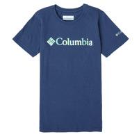 Υφασμάτινα Κορίτσι T-shirt με κοντά μανίκια Columbia SWEET PINES GRAPHIC Marine