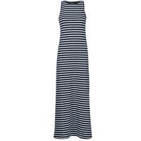 Υφασμάτινα Γυναίκα Μακριά Φορέματα Superdry JERSEY MAXI DRESS Μπλέ