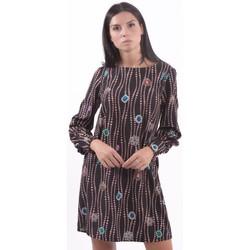 Υφασμάτινα Γυναίκα Κοντά Φορέματα Xt Studio X220WD1007W117H2 Αχρωμος