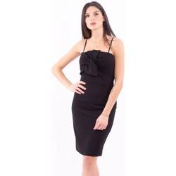 Υφασμάτινα Γυναίκα Κοντά Φορέματα Sandro Ferrone CRISPO Αχρωμος