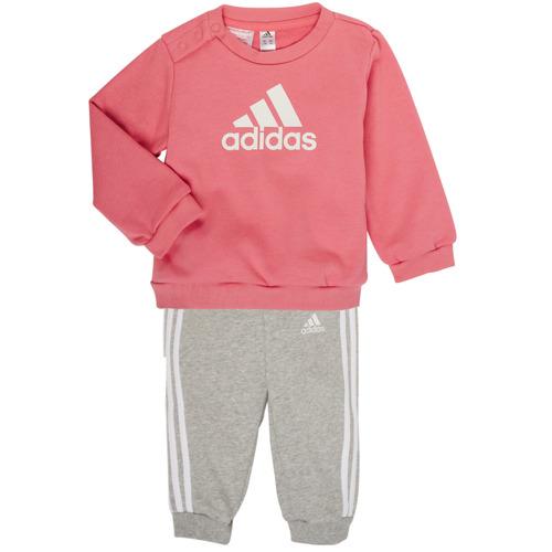 Υφασμάτινα Κορίτσι Σετ adidas Performance BOS JOG FT Ροζ