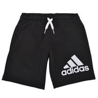 Υφασμάτινα Αγόρι Σόρτς / Βερμούδες adidas Performance B BL SHO Black